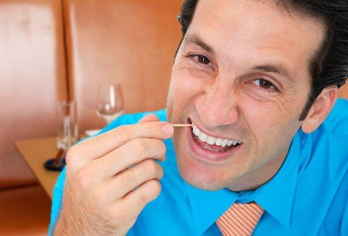 Read more about the article How Can I Remove An Object Caught Between My Teeth?