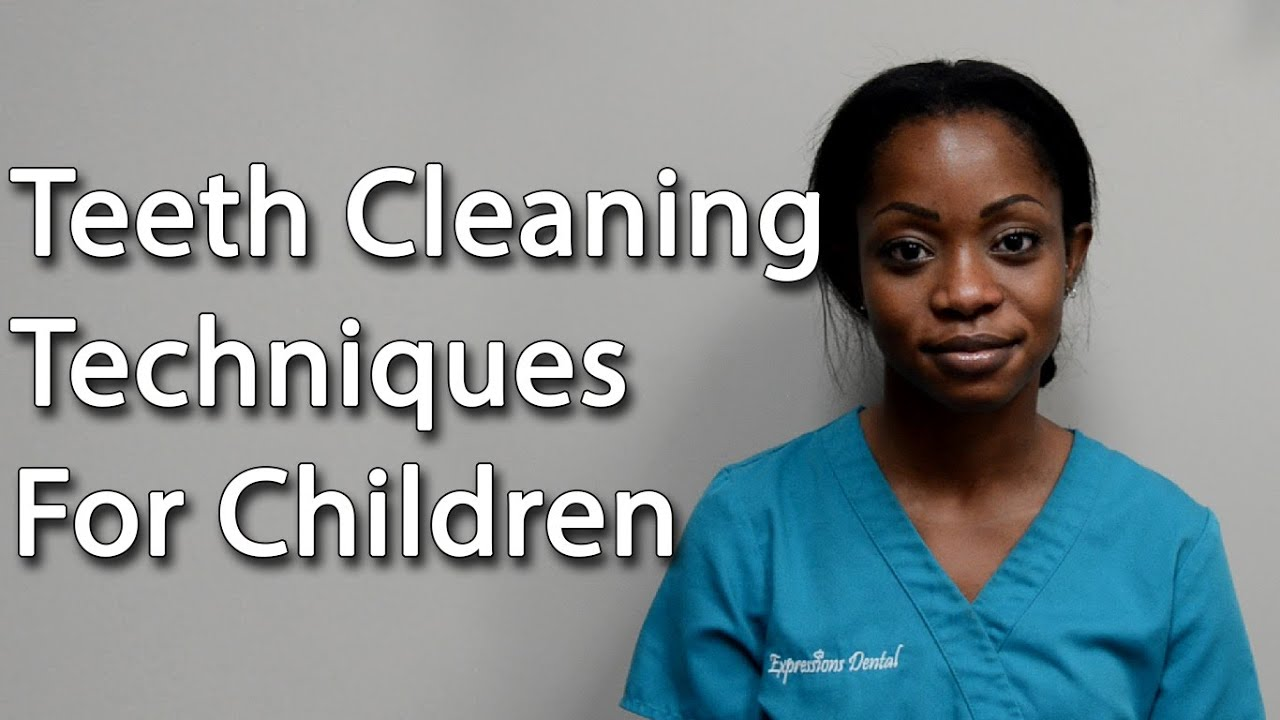 Read more about the article Teeth Cleaning Techniques For Children
