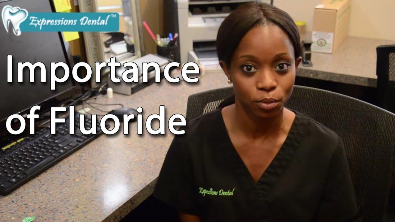 Fluoride: Importance of Fluoride For Dental Health