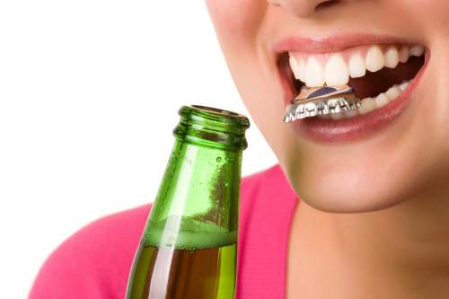 Habits That Can Wreck Your Teeth